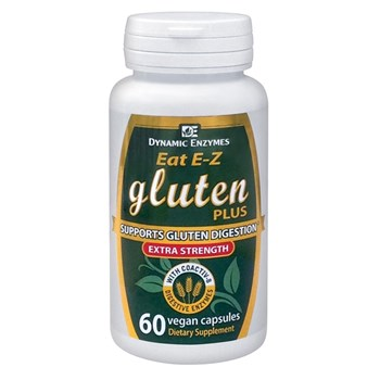 Picture of EAT E-Z GLUTEN PLUS 30 Caps
