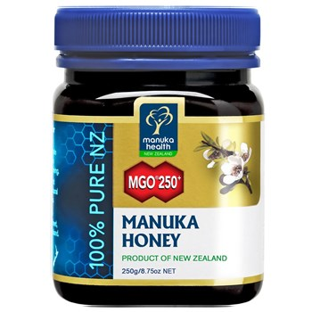 Picture of MANUKA HEALTH MGO™250+ Manuka Honey 250gr