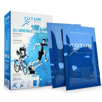 Picture of QUINTON  TOTUM  SPORT 20ML  SACHETS 10 pack