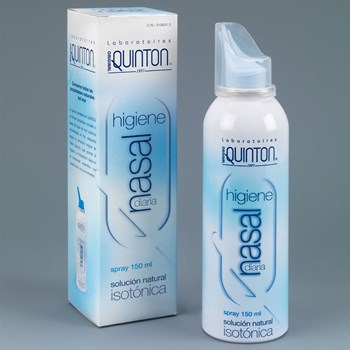Picture of Quinton Isotonic Nasal Spray 150ml