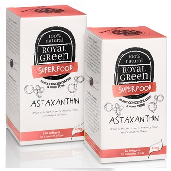 Picture of Royal Green Astaxanthin 60 Caps
