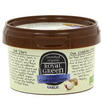 Picture of Royal Green Κρέμα Μαγειρικής Καρύδα με Σκόρδο