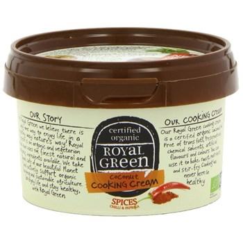 Picture of Royal Green Κρέμα Μαγειρικής Καρύδα με Μπαχαρικά