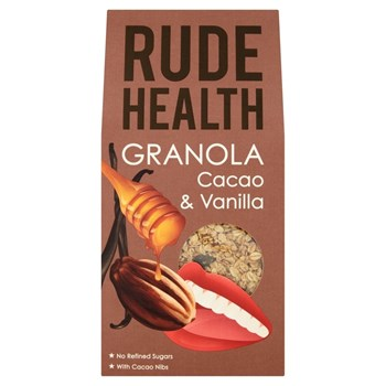 Picture of Rude Health, Granola Κακάο & Βανίλια 450 gr