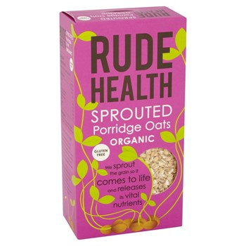Picture of Αλεύρι από χυλό φύτρα Βρώμης Rude Health 500g