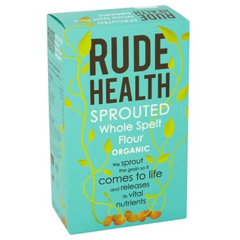Picture of Αλεύρι σίτου από φύτρα Rude Health 500g
