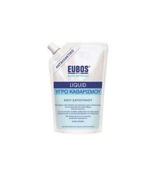 Picture of Eubos Liquid Washing Emulsion Blue Refill Ανταλλακτικό 400ml