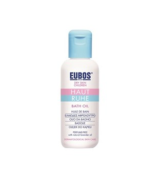 Picture of EUBOS BABY BATH OIL 125 ml