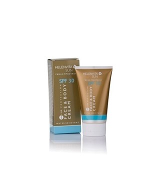 Picture of HELENVITA SUN CREAM SPF 30 FACE & BODY 150ML