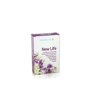 Picture of HELENVITA NEW LIFE MENOPAUSE 60 caps