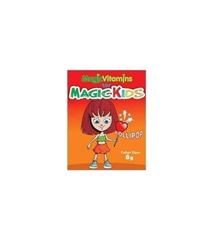 Picture of VITAWIN MAGIC KIDS LOLLIPOP VITAMIN C