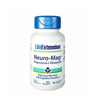 Picture of Life Extension NEURO-MAG® magnesium L-Threonate 90vegcaps