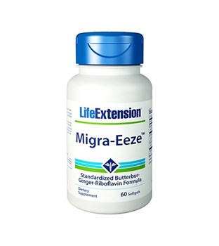 Picture of Life Extension MIGRA-EEZE 60 CAPS