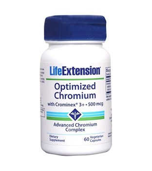 Picture of Life Extension Optimized Chromium 60Caps