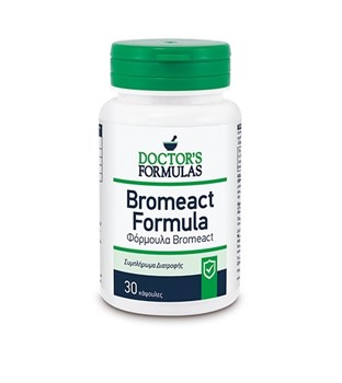 Picture of Doctor's Formulas BROMEACT 30caps