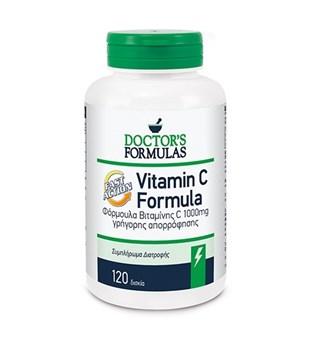 Picture of Doctor's Formulas VIT-C-1000 FORMULA 120tabs