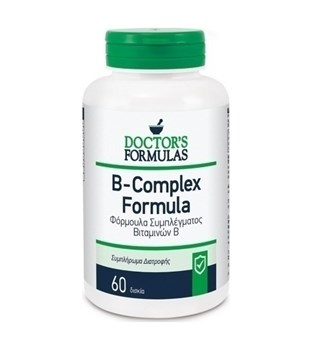 Picture of Doctor's Formulas B-COMPLEX FORMULA 60TABS
