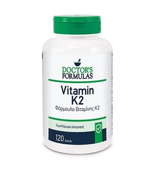 Picture of Doctor's Formulas VITAMIN K2 120CAPS