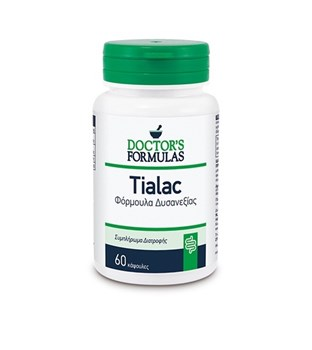 Picture of Doctor's Formulas Tialac 60 caps