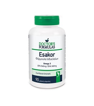 Picture of Doctor's Formulas ESAKOR 90s'gels
