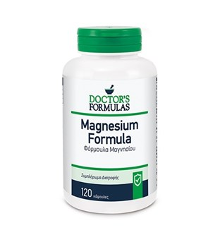 Picture of Doctor's Formulas MAGNESIUM 120 Caps