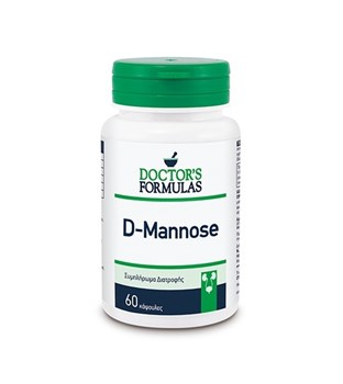 Picture of Doctor's Formulas D-MANNOSE 60 Cap