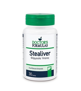 Picture of Doctor's Formulas STEALIVER 30 δισκία