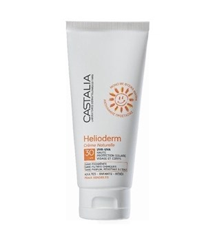Picture of CASTALIA HELIODERM CRΕME NATUREL SPF30 75ml