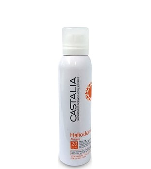 Picture of CASTALIA HELIODERM MOUSSE SPF20 150ml