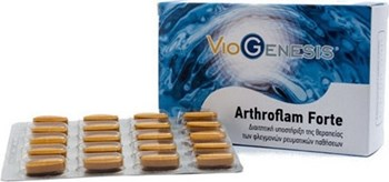 Picture of VIOGENESIS Arthroflam Forte 60tabs