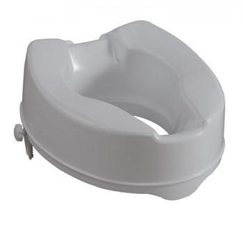 Picture of MOBIAK, 0808345 Ανυψωτικό Κάθισμα Τουαλέτας 15cm με σφιγκτήρες