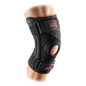 Picture of McDavid Knee Support Brace With Stays And Cross Straps [425]