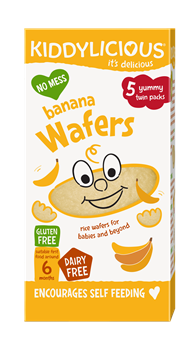 Picture of KIDDYLICIOUS Banana Wafers