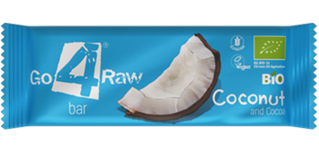 Picture of Go4Raw Coconut & Cocoa Bar