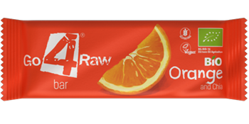 Picture of Go4Raw Orange & Chia Bar