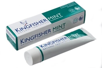 Picture of KINGFISHER ΜΙΝΤ FLUORIDE-FREE 100ml