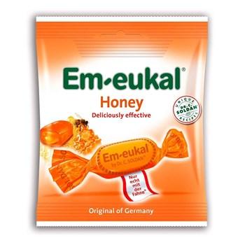 Picture of ΕΜ-EUKAL, ΚΑΡΑΜΕΛΑ ΜΕΛΙ ΜΑΛΑΚΤΙΚΟ ΛΑΙΜΟΥ 75γρ