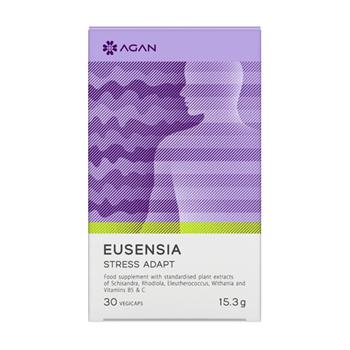 Picture of AGAN EUSENSIA STRESS ADAPT 30VEGCAPS