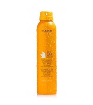 Picture of BABE SUN TRANSPARENT SUNSCREEN WET SKIN SPF 50 200 ml