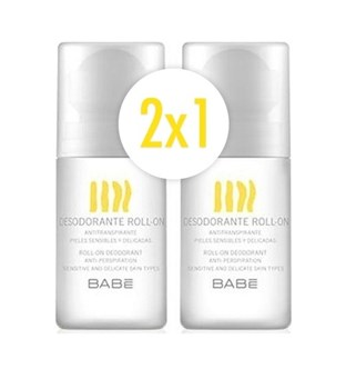 Picture of BABE Body Promo Pack Deodorant 50ml 1+1