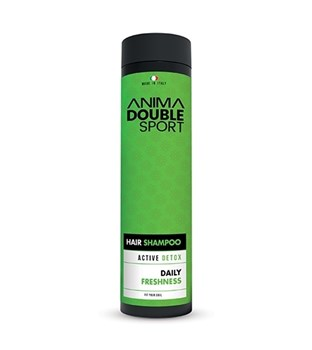 Picture of ANIMA DOUBLE SPORT HAIR SHAMPOO FRESHNESS 400ML