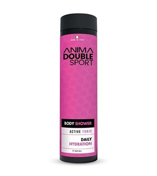 Picture of ANIMA DOUBLE SPORT BODY SHOWER HYDRATION 400ML