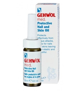 Picture of GEHWOL med Protective Nail & Skin Oil 15ml