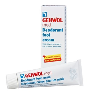Picture of GEHWOL med Deodorant Foot Cream 75ml