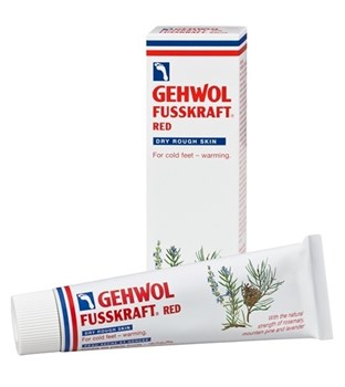 Picture of GEHWOL FUSSKRAFT Red for normal skin 125ml