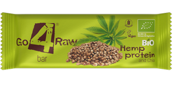 Picture of Go4Raw Hemp Protein & Chia
