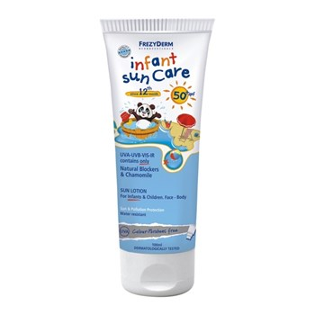 Picture of FREZYDERM Infant Sun Care SPF50+ 100ml