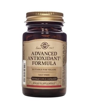 Picture of SOLGAR Advanced Antioxidant Formula 30Caps