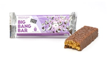 Picture of TOSNACK Big Bang Bar Coconut Crisp Bar 40gr