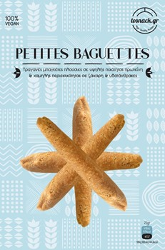 Picture of TOSNACK Petites Baguettes 22gr